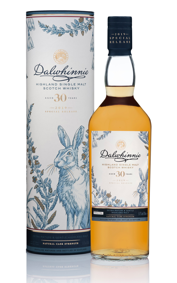 Dalwhinnie 30 ans Special Release 2019 - Single Malt Whisky 54.70% - 70cl bouteille