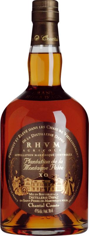 chantal-comte-rum-plantation-de-la-montagne-pelée-xo