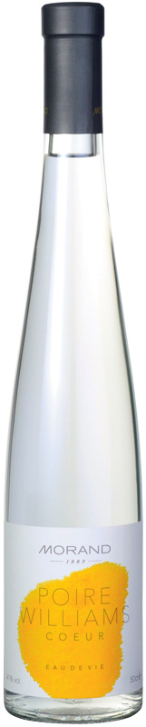 Eau-de-vie de poires Williams du Valais AOP 41%