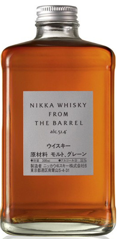 nikka-whisky-from-the-barrel-50cl-Japan