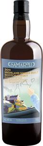 Samaroli-Glen Garioch-2011-2021-10-Years-Old-Single-Malt-Whisky-Cask-1537-70cl-bottle