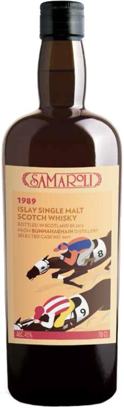 samaroli-bunnahabhain-1989-islay-single-cask-whisky-cask-5877-70cl