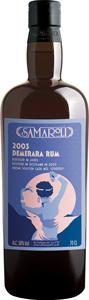 Samaroli-Demerara-Rum-2003-2020-Single-Cask-rum-17-yo-Cask-no1700051-70cl-Bouteille