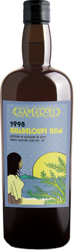 samaroli-guadeloupe-rum-1998-17-years-2015-release-70cl