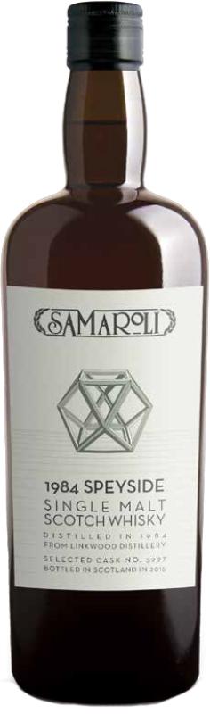 samaroli-speyside-1984-linkwood-2015-cask-5297-31-ans-70cl