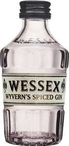 Wessex-Gin-Wyverns-Spiced-5cl-Mini-Bottle-Artisanal-Gin