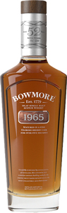 Bowmore-1965-2018-Release-52-YO-No1-Vaults-Series-Islay-Single-Malt-Whisky-70cl-Bottle