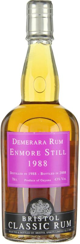 bristol-rhum-enmore-still-1988-20-ans-demerara-rum-2008-edition-70cl