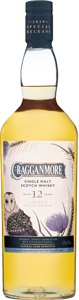 Cragganmore 12 ans Special Release 2019 - Single Malt Whisky 58.40% - 70cl bouteille