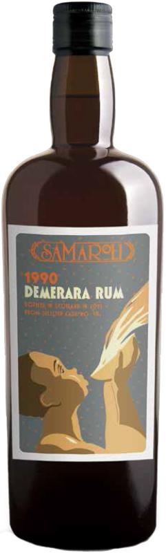 samaroli-demerara-rhum-1990-25-ans-cask-no-18-70cl