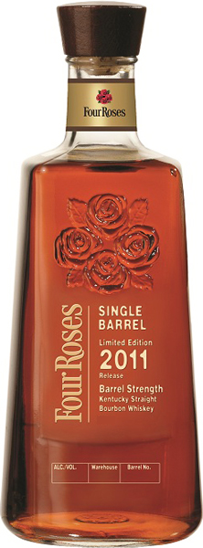 four-roses-single-barrel-bourbon-edition-limitee-2011-70cl
