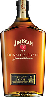 jim-beam-signature-craft-bourbon-12-ans-70cl