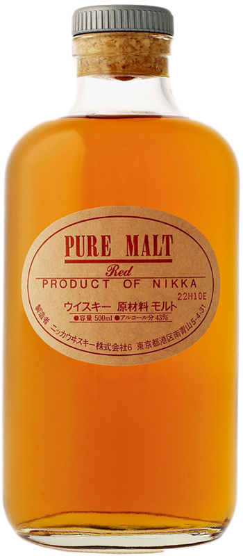 nikka-red-pure-malt-whisky-japonais-50cl