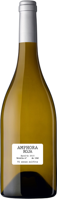 pares-balta-amphora-roja-2016-spanish-natural-white-wine-75cl