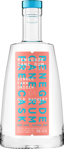 Renegade-Old-Bacolet-2020-Pot-Still-PreCask-Agricole-Rum-Grenada70cl-Bottle