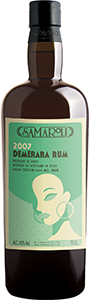 Samaroli-Demerara-Rum-2007-2020-13-Yo-Cask-No5868-70cl-Bottle