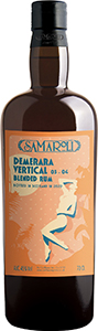 Samaroli-Demerara-Vertical-03-04-Blended-Rum-3rd-Release-2020-70cl-Bottle