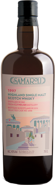 samaroli-clynelish-1997-2016-Fût-no-6938-70cl