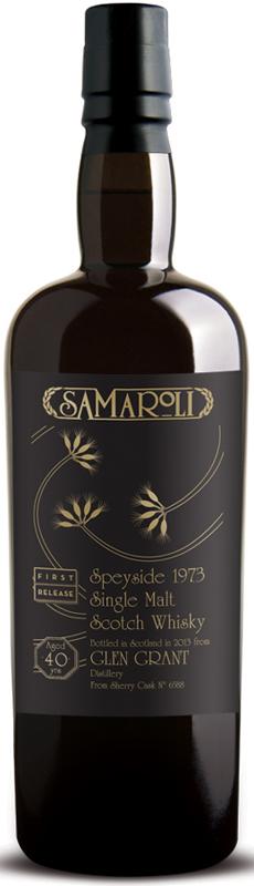 samaroli-glen-grant-1973-2013-single-cask-sherry-whisky-40-years-70cl