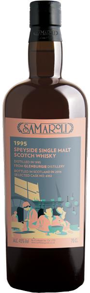 samaroli-glenburgie-1995-2016-single-cask-whisky-21-ans-70cl