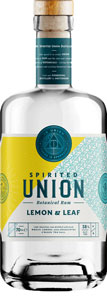 Spirited-Union-Lemon-&-Leaf-Botanical-Rum-70cl-Bottle