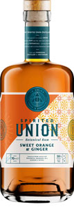 Spirited-Union-Sweet-Orange-Ginger-botanical-Rum-70cl-bottle