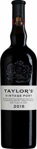 Taylors-2018 Vintage Port-DOC-Porto-75cl-Bouteille
