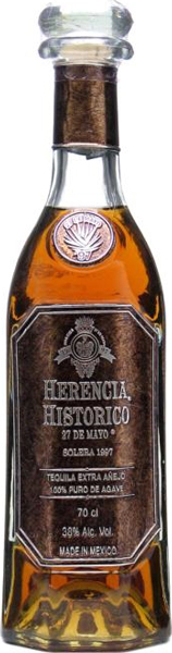 herencia-historico-xo-12-years-old-extra-añejo-tequila