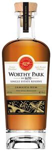 Worthy-Park-Single-Estate-Jamaica-Rum-70cl-bottle